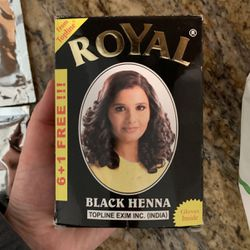 Royal Black Henna for Sale in Lakewood,  CA
