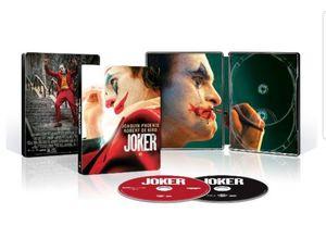 Joker Steelbook Edition for Sale in Fontana, CA