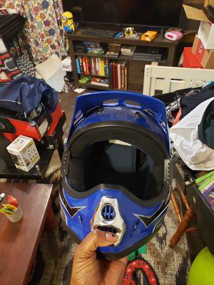 Dirt bike helmet for Sale in Raleigh, NC