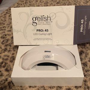 Gelish UV Light for Sale in Reedley, CA