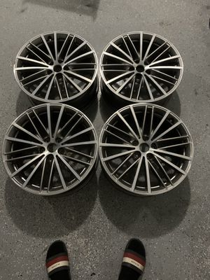 OEM 19'' 19x8j rim. Bolt pattern 5x112. Fit Mercedes,Audi,BMW for Sale in Roswell, GA