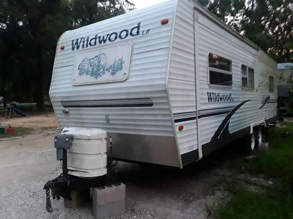 2005 28ft camper