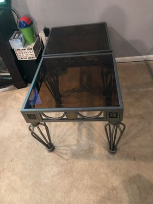 Two end tables for Sale in Manassas, VA