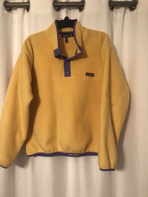 Vintage yellow Patagonia for Sale in Houston, TX