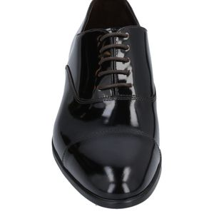 Doucals Brown Laced Polished Shoes for Sale in Gaithersburg, MD