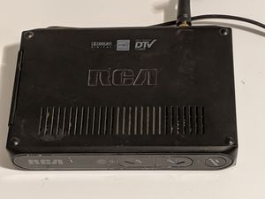 Converter Box with Antenna for Sale in Midlothian, VA