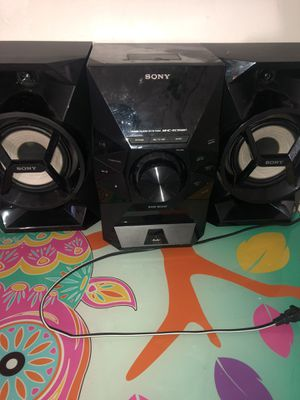 Sony Speaker for Sale in Miami Gardens, FL