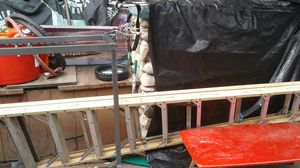 10ft/12ft ladder both $50 for Sale in San Jose, CA