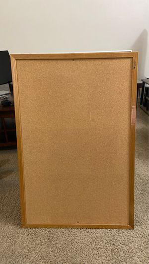 Cork board 24 x 36 for Sale in Seattle, WA