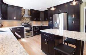 Espresso kitchen cabinets for any kitchen size for Sale in Holiday, FL