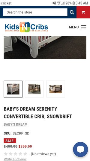 Baby Crib for Sale in Eustis, FL