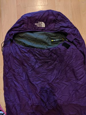North Face Windstorm 3D sleeping bag for Sale in San Francisco, CA