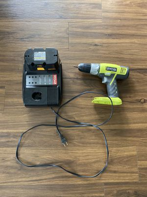 Ryobi Power Drill and Charger for Sale in Aurora, IL