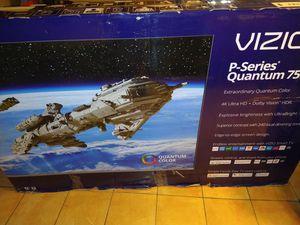 """TV VIZIO QUANTUM ,SERIES-P ,75"""" for Sale in Norcross, GA"""