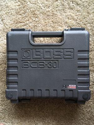 Boss Guitar Pedal Case/Board for Sale in Houston, TX