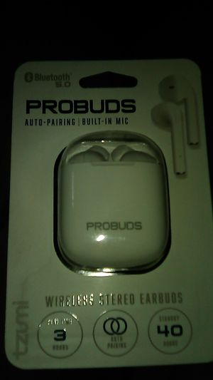 Probuds Bluetooth headphones for Sale in Fresno, CA