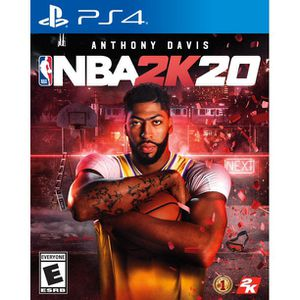 NBA 2K20 PS4 for Sale in Blaine, MN