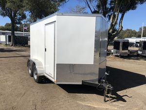 Enclosed trailer 7x10TA Diamond @ Brothers Trailers for Sale in Tampa, FL
