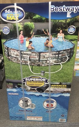 14ft pool for Sale in Pittsburg, CA