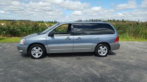 2005 FORD FREESTAR MINIVAN FULLYLOADED DVD ALLOYED WHEELS ROOF RACK 2OWNER 119K MILES for Sale in Philadelphia, PA