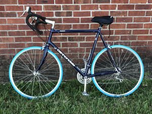 Cannondale 60cm Road Bike 24 speed bicycle Made in USA 700x23c for Sale in Lake Worth, FL