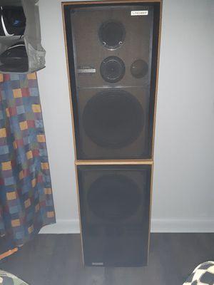 Pioneer speakers for Sale in Hampton, VA