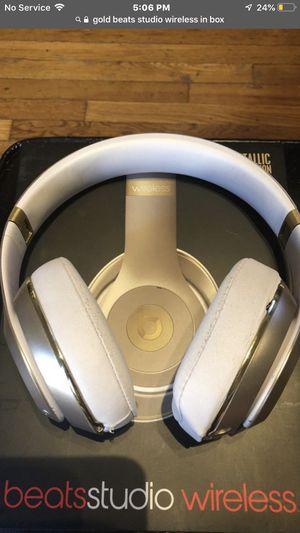 Beats studio wireless headphones for Sale in Orlando, FL