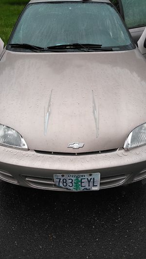 2001 Chevy Caviler (Pretty Good Condition!) Newer Tires, Sub, Deck, New Battery for Sale in Gresham, OR