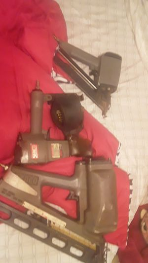 Air Tools Nail Gun Framer And Stapler for Sale in Cleveland, OH