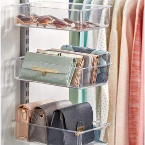 M Design 3 Bin Closet Organizer With Adjustable Bins for Sale in Sylmar, CA