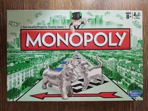 Monopoly - Classic Board Game for Sale in Zephyrhills, FL