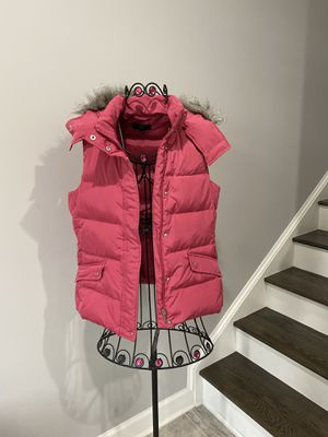 Talbots puffer vest medium for Sale in Herndon, VA