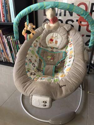 Baby bouncers/infant tub/kids step 2 desk for Sale in Deltona, FL