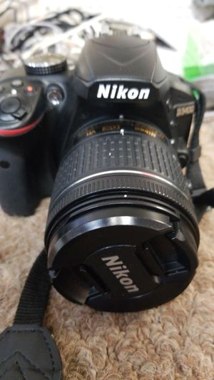 Canon d3400 with 2 lenses for Sale in Belle Isle, FL