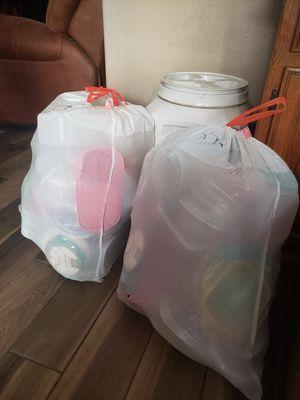 Plastic storage containers for Sale in Hemet, CA