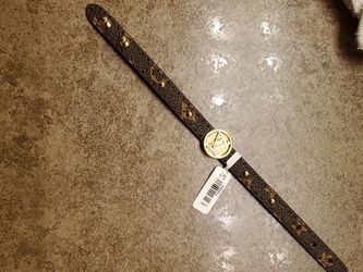 Brown Louis Vuitton Braclet for Sale in Greenacres,  WA