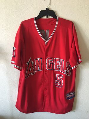 Vintage angels jerseys for Sale in Long Beach, CA