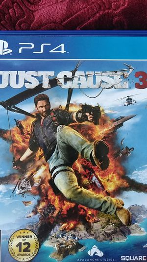 Just cause 3 for Sale in Grand Prairie, TX