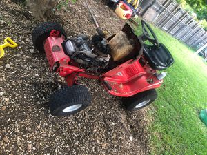 Riding mower with no deck for Sale in FL, US