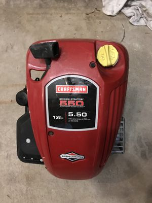 Craftsman Pressure washer motor only for Sale in Elgin, IL
