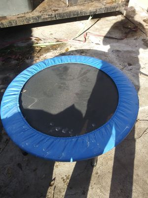 Small trampoline make offer need gone today for Sale in Lodi, CA