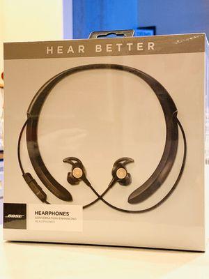Bose Hearphones Conversation-enhancing Noise Cancelling Headphones for Sale in Everett, WA