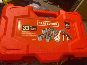 Craftsman tool wrench set for Sale in Park City, KS