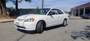 2002 Honda Civic w/ Clean Title for Sale in Hayward, CA