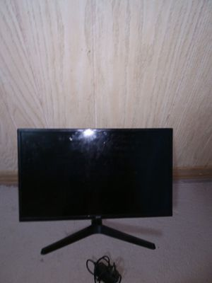 22 inch ONN computer monitor with HDMI capabilities for Sale in Huntsville, AL