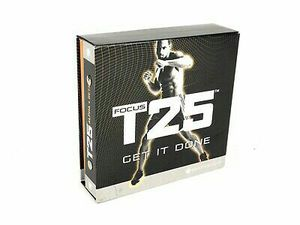 """T25 """"Get It Done"""" DVD Workout Set - Excellent Condition for Sale in Silver Spring, MD"""