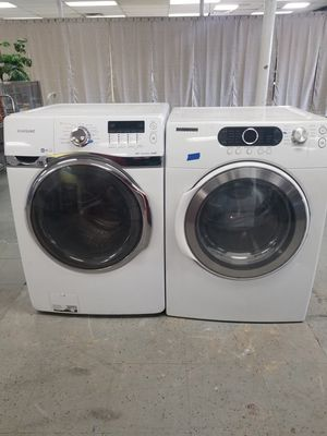 Samsung gas dryer and washer for Sale in Aurora, IL