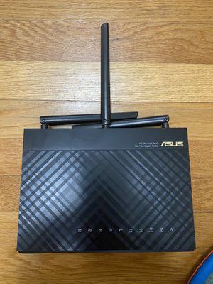 ASUS AC1900 Dual Band 802.11ac Gigabit Router for Sale in Alexandria, VA