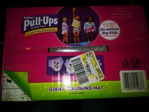 Huggies 2t-3t pull ups for Sale in Federal Way, WA