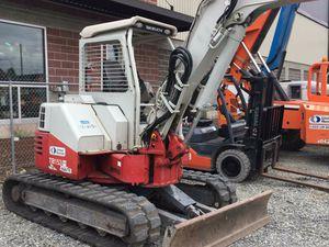 Mini Excavator for Sale in Seattle, WA